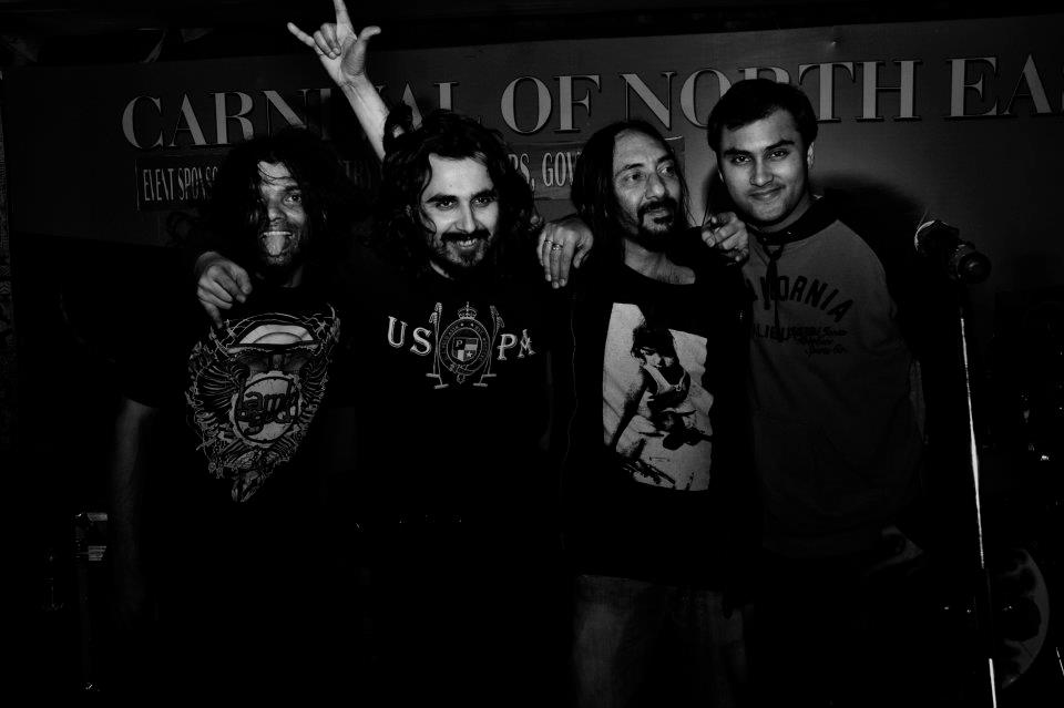 Interview with New Delhi based Alternative Rock band Hundred Octane