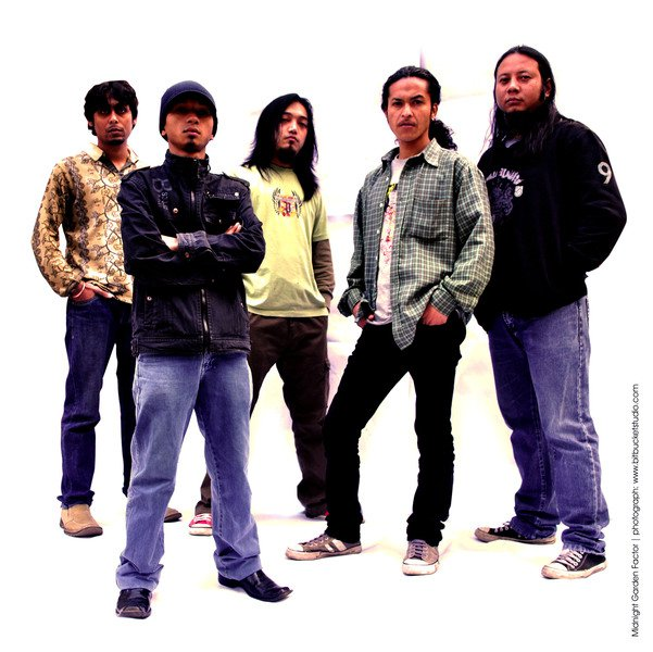 Interview with Shillong based Progressive Metal band Midnight Garden Factor