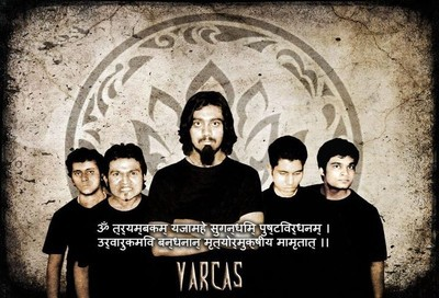 "Varcas released their 1st original "" Kaal Samrajya"" for free download"