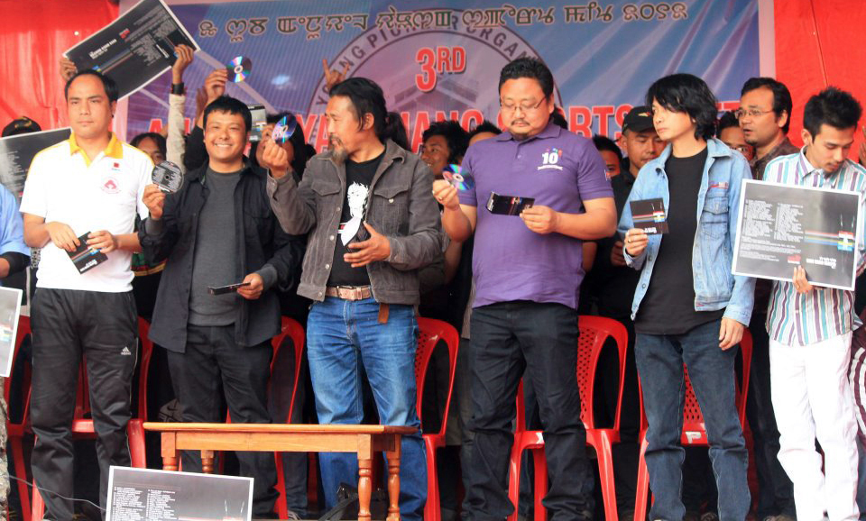 First-of-a-kind compilation album brings smiles to strife-torn Manipur