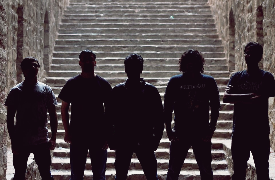 New Delhi based Extreme Doom Metal band ACERBUS Released their new single