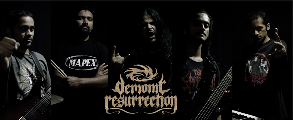 Demonic Resurrection completes 12 years of existence and releases new video