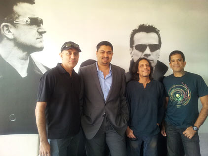 Universal Music signs Indus Creed