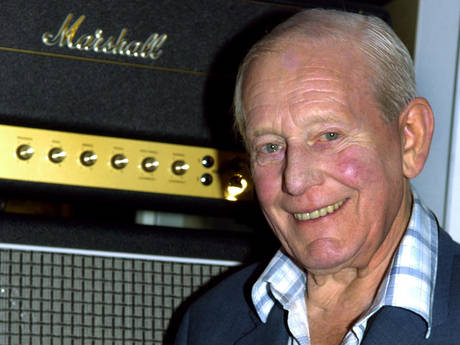 The founder of Marshall Amps, Dr Jim Marshall OBE has passed away at the age of 88