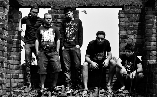 Interview with Kolkata's Technical Death Metal act EVIL Conscience