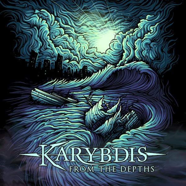KARYBDIS stream entire debut album 'From The Depths' online