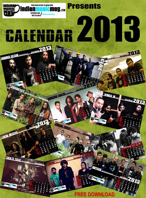 Calendar 2013_Promo