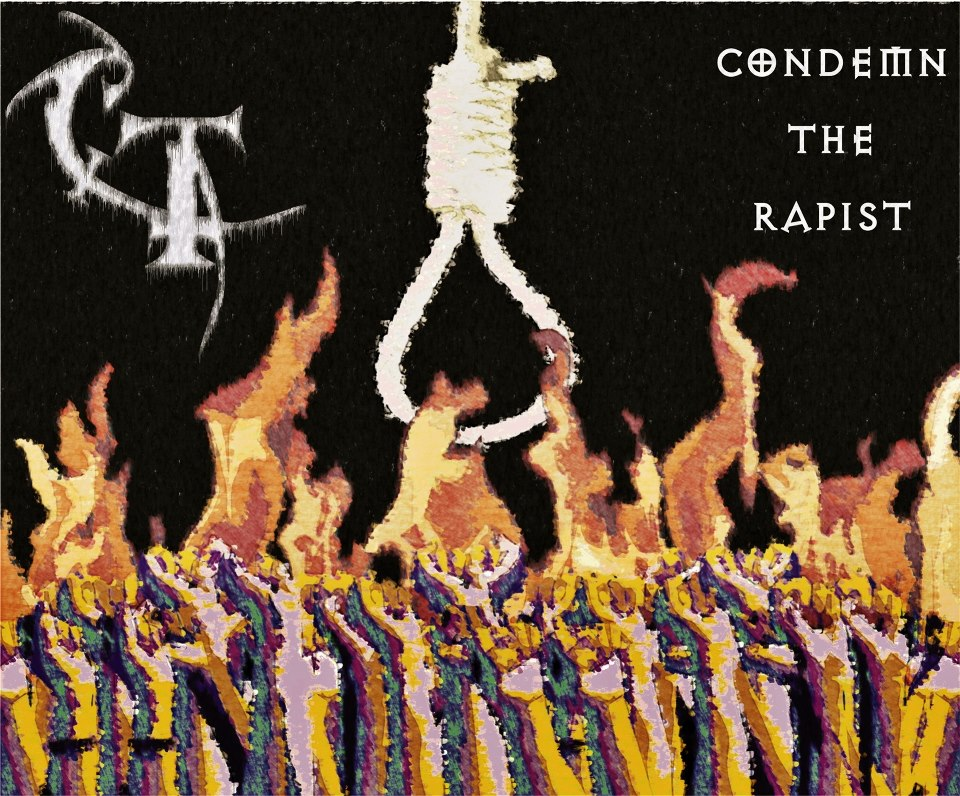 Counterplot Theory released their Debut Single 'Condemn the Rapist'