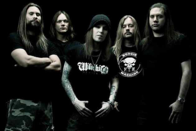 CHILDREN OF BODOM OFFER 2nd STUDIO UPDATE