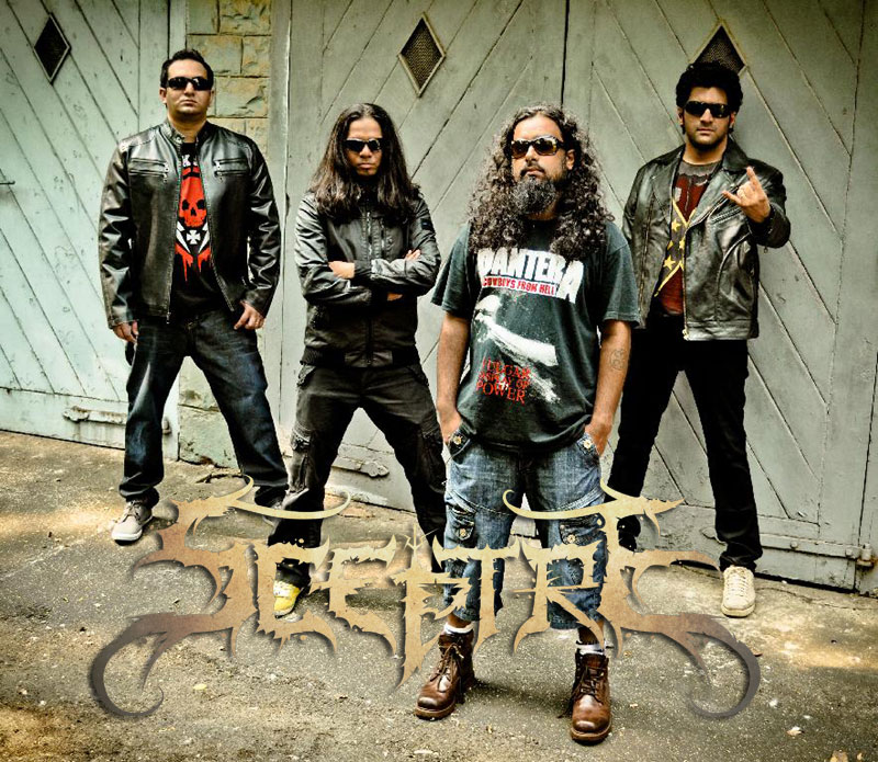 Sceptre release first single from their new album