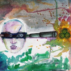 Ho Subah-Joshish artwork