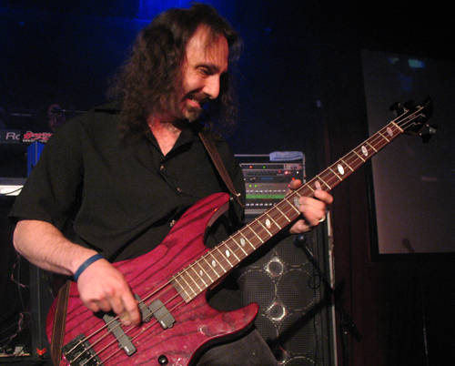 Interview with Symphony X Bassist Michael Lepond