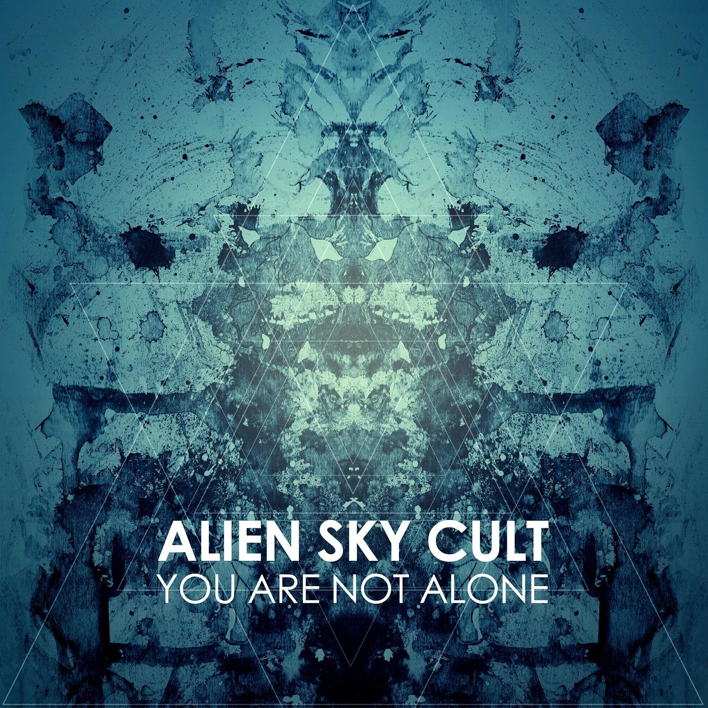 Alien Sky Cult 'You are not Alone' | EP Review
