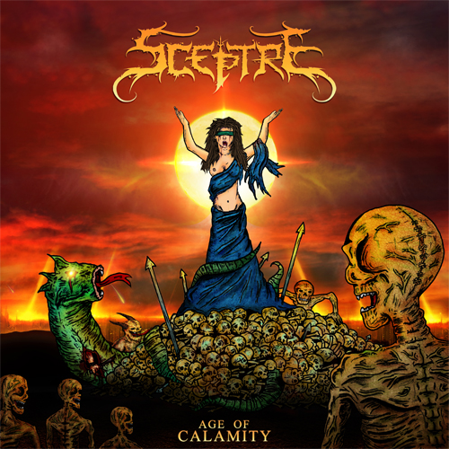 Sceptre 'Age of Calamity' | Album Review