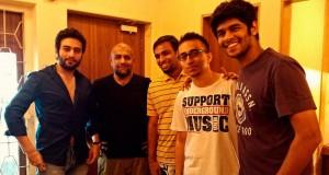 Band 'Machas with Attitude' with Vishal-Shekhar
