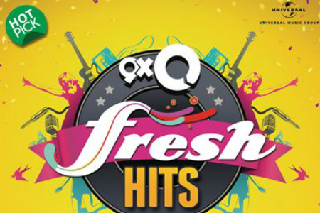 UNIVERSAL MUSIC INDIA AND 9XO RELEASE INDIA'S FIRST BRANDED COMPILATION ALBUM TITLED 9XO FRESH HITS, EXCLUSIVELY ON iTUNES