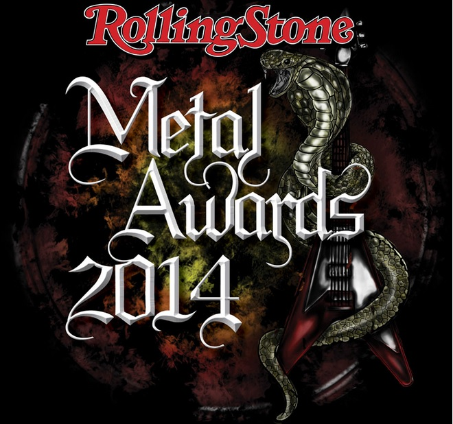 Rolling Stone Metal Awards 2014 Nominees Announced