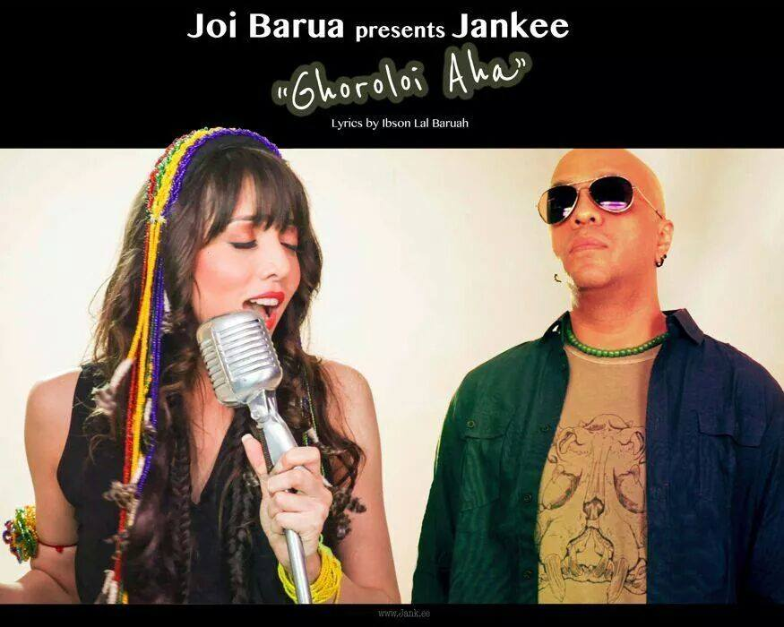 Joi Barua unveils a single sung by 'Jankee'