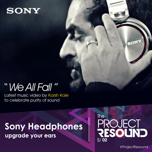 "Sony's Project Resound Season 2 premieres Karsh Kale's ""We All Fall"""