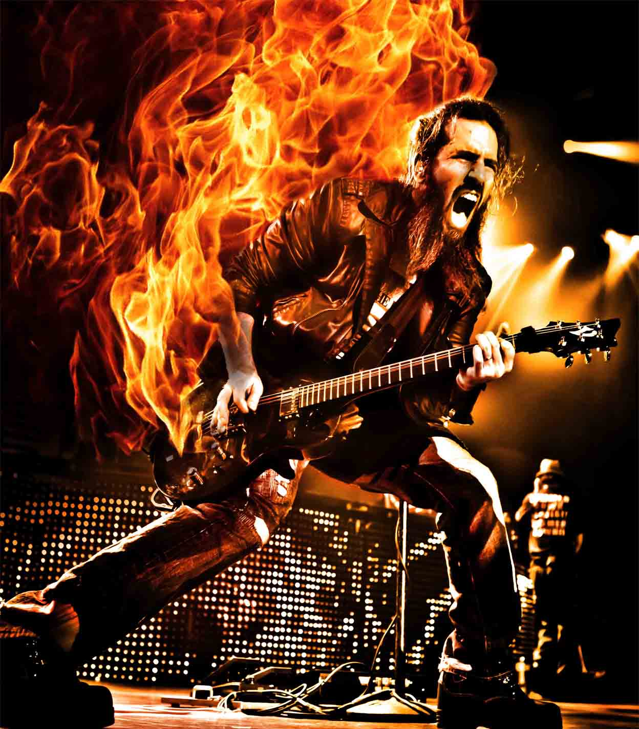 Interview with Guns N' Roses Guitarist Ron 'Bumblefoot' Thal