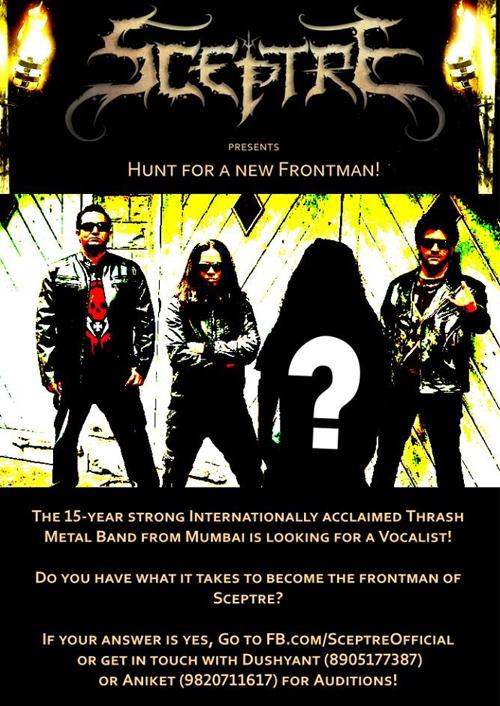 Sceptre_frontman poster
