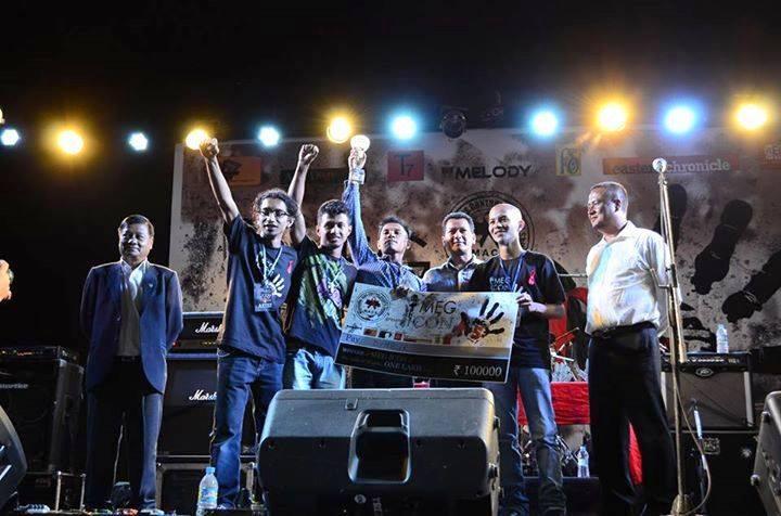 Dymbur wins Meghalaya Icon 5