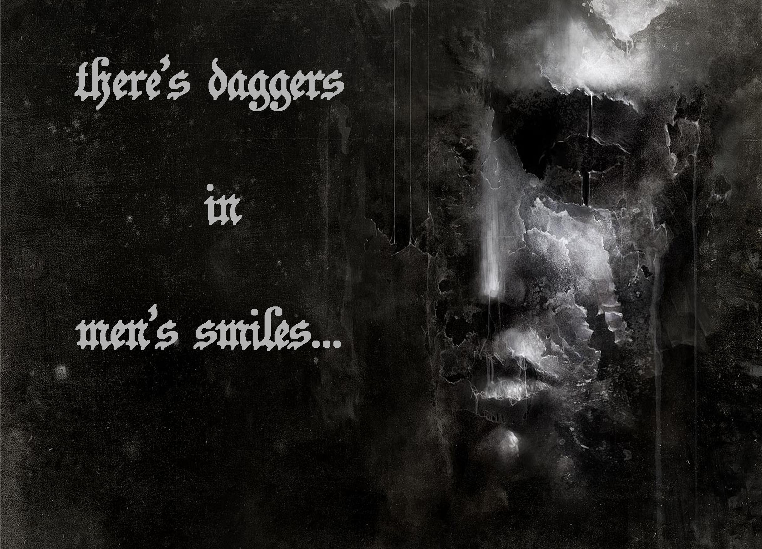 The Vemodalen Minstrels releases their new single 'There's Daggers in Men's Smiles'