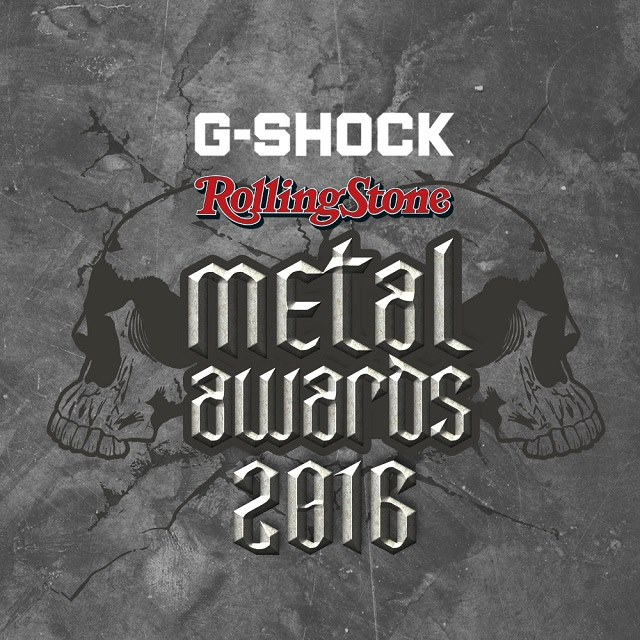 Zygnema, Inner Sanctum and Third Sovereign lead nominations for  G-Shock Rolling Stone Metal Awards 2016