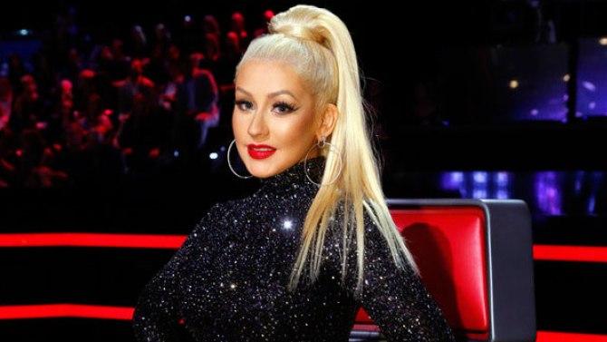 Pop Diva Christina Aguilera is back on The Voice Season 10