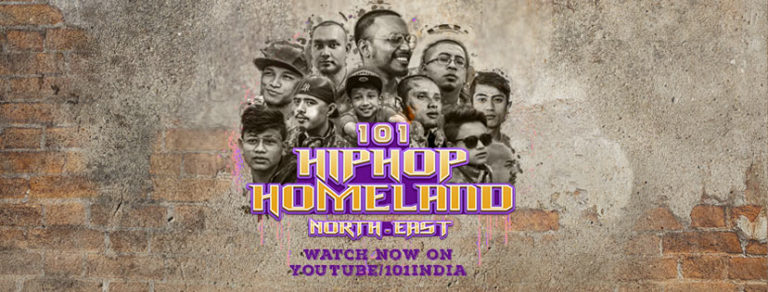 101India takes Hip Hop Homeland to the Northeast