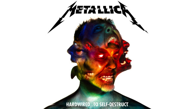 METALLICA RETURNS WITH NEW ALBUM- HARDWIRED…TO SELF DESTRUCT