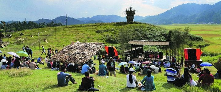 Ziro Festival of Music: A Perfect getaway you've been hankering for