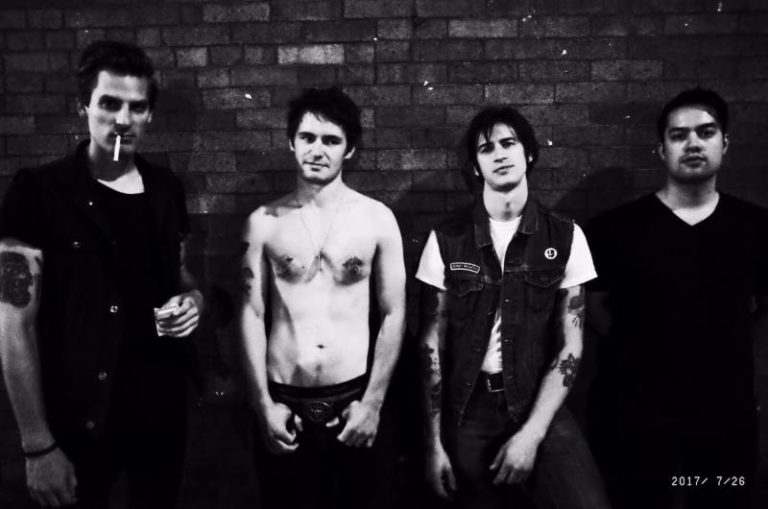 Chicago Rock Act Currently Recording New EP For Independent Release In April