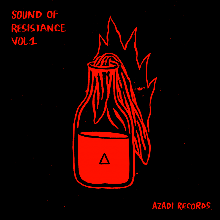 Azadi Records' Sound of Resistance Vol. 1, Out Now!