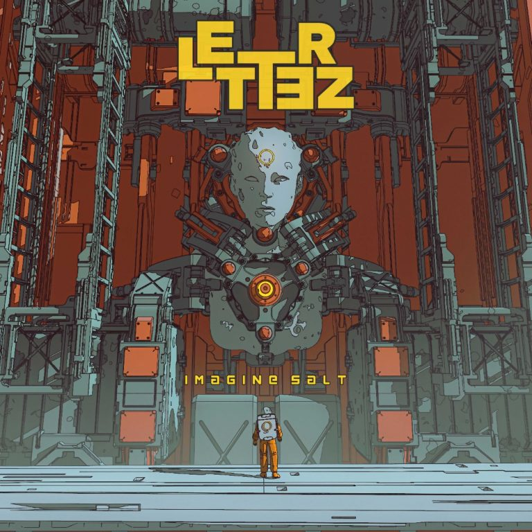 The New LETTERZ EP is out now