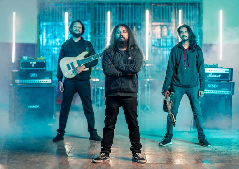 """Iris 13"" – Ranchi based Metal band releases their debut single ""Blackout"""